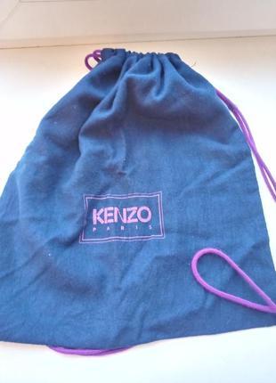 Kenzo сумка для обуви