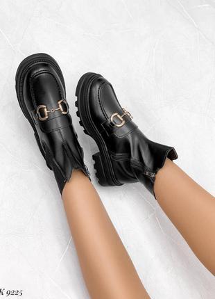 Женские демисезонные ботинки 🍁