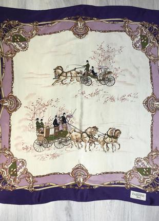 Шёлковый платок fabiani roma