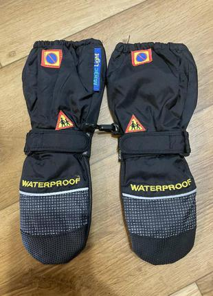 Термо руковицы краги утеплённые waterproof