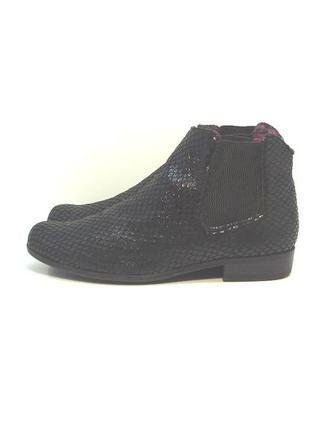 Оригинальные кожаные ботинки челси bianco р. 39