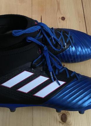 Футбольні бутси копки adidas розмір 42 встилка 26,5-27 см