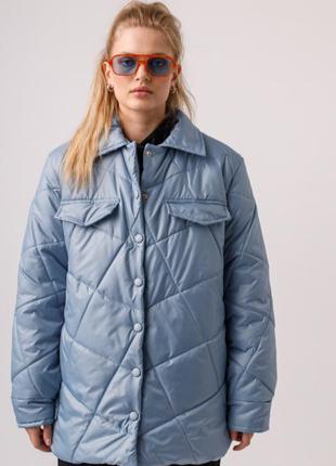 Стёганная куртка на осень