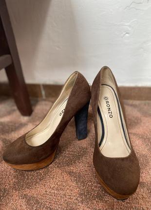 Туфли на осень