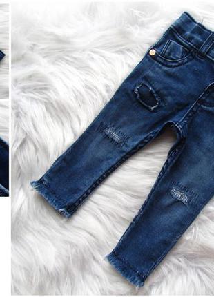 Стильные и крутые джинсы river island mini