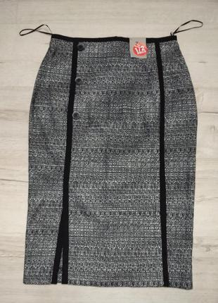 Стильная миди юбка карандаш  tu uk8, наш 42/44