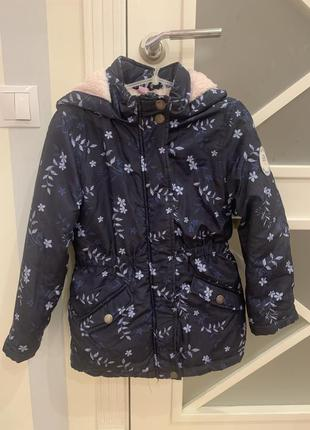Зимняя курточка dopo dopo