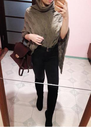 Джеггинсы стрейчевые. скинни джинсы высокая талия