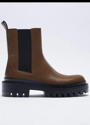 Дуже красиві ботинки zara ,черевики zara