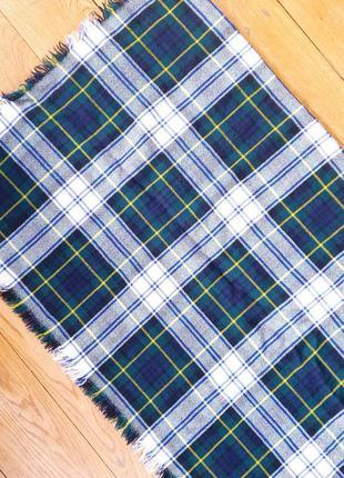 Шикарна шотландська вовняна хустка, creagaran.