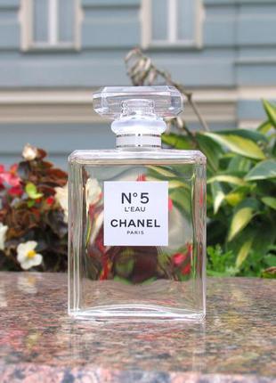 Chanel n5 l'eau 5 мл оригинал затест распив и отливанты аромата