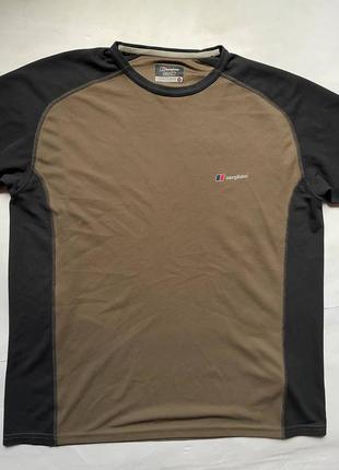 Berghaus футболка туристическая спортивная