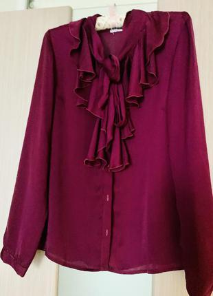 Блуза под шёлк kathe & davie london