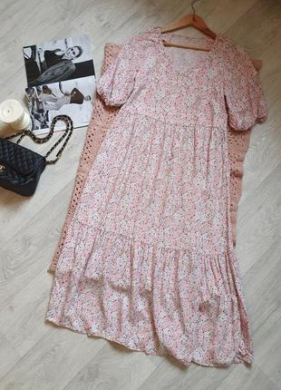 Стильне плаття вільного покрою