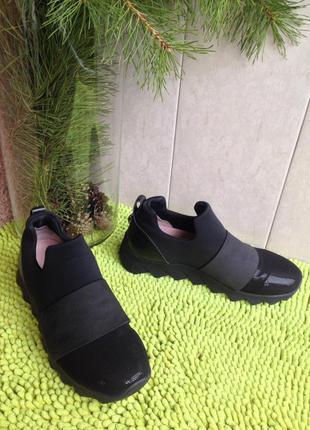 Туфли женские комбинированные  marc cain