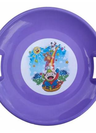 Санки дитячі тарілка санки детские тарелка