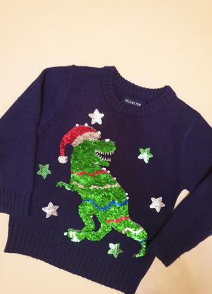 Новогодний свитер, рожденственский festive fun, h&m, next, palomino, disney