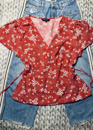 Футболка блуза сорочка peacocks