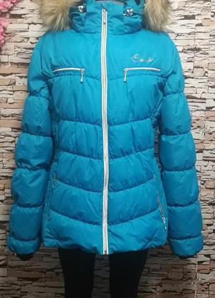 Теплая , горнолыжная куртка!