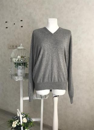 Супер мягкий кашемировый свитер