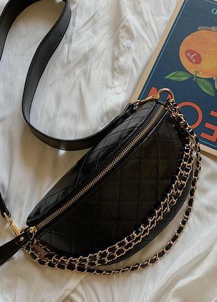 Женская сумка, сумка, бананка, жіноча бананка, жіноча сумка