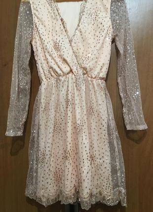 Новое платье xs s m