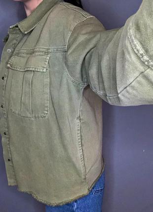 Джинсовая куртка, f&f 44 eur 16
