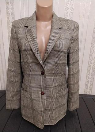 Актуальний брендовий жіночий піджак