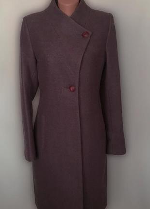 Приталенное пальто адель