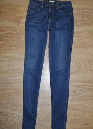Базовые скинни джинсы h&m