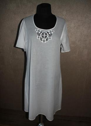 Ночная рубашка их нежного  батиста lisbeth dahl