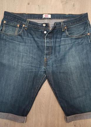 Шорты джинсовые  levi's