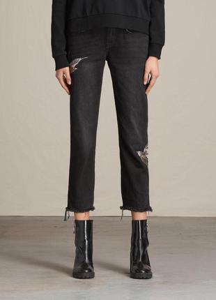 Новые джинсы all saints