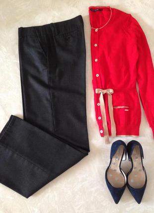 Прямые шерстяные брюки и много брендовых вещей очень дешево!