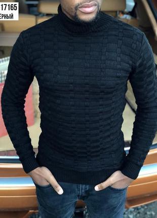 Стильный мужской свитер 😍