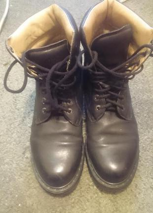 Кожаные ботинки marc o polo