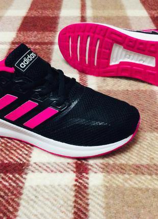 Дитячі кросівки adidas runfalcon k ( оригинал ) детские кроссовки