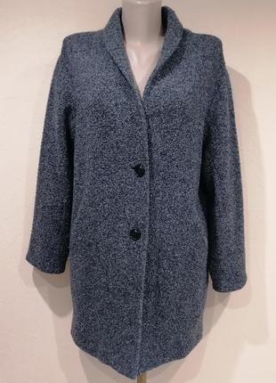 Шерстяное пальто jigsaw размер s