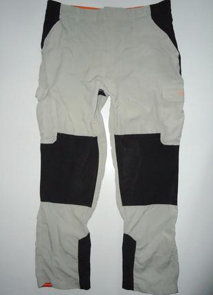 Штаны брюки трекинговые bear grylls craghoppers (38l)