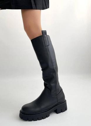 Стильные ботинки демисезон