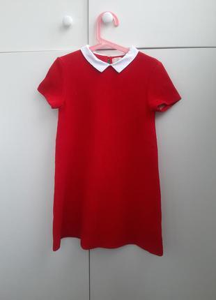 Платье zara 8 лет