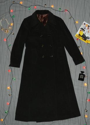 Пальто шерсть + кашемир *новогодняя цена*