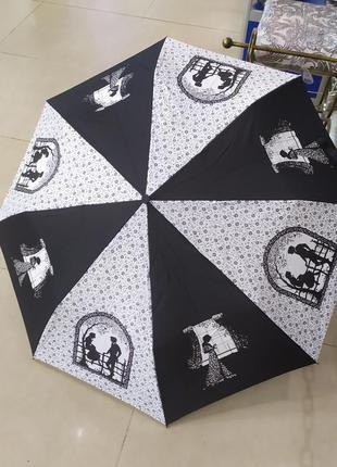 Зонт женский аутоматический- zest premium.