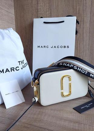 Сумка marc jacobs (марк джейкобс) the snapshot (m0012007-136)