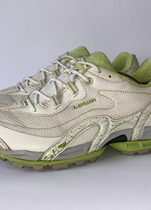 Кросівки трекінгові lowa gore-tex розмір 40 (25,5 см) стан відмінний!