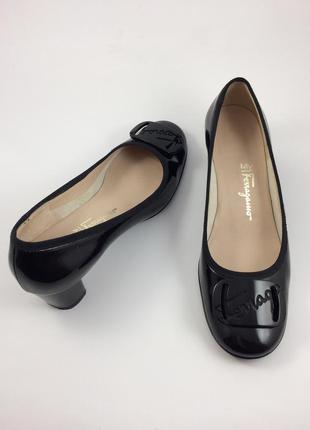 Стильные туфли оригинал salvatore ferragamo