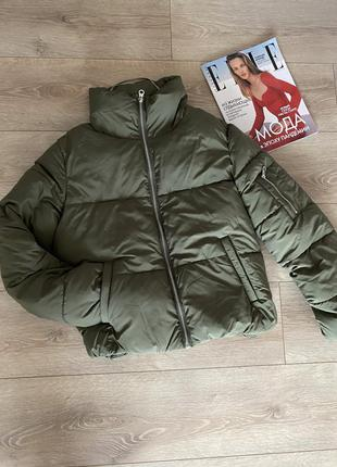 Стильна тепла куртка jennyfer