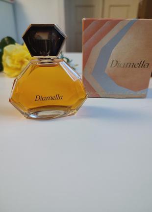 Diamella yves rocher, винтажная парфюмированная вода, 30 мл