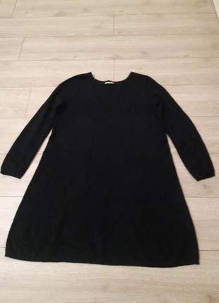 Шикарное кашемировое платье peter hahn