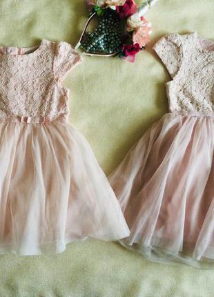 Next. сестричкам. лук. look. кружевные. два размера.  пышные фатиновые юбки. натуральные ! верх: дор